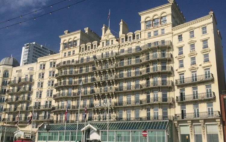 The Grand Hotel - Brighton